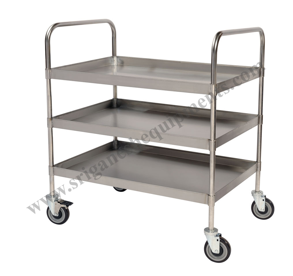 Other Home Furnitures Bangalore Furniture Manufacturers: Stainless Steel Dining Table